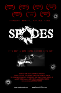"""SPADES"" poster"