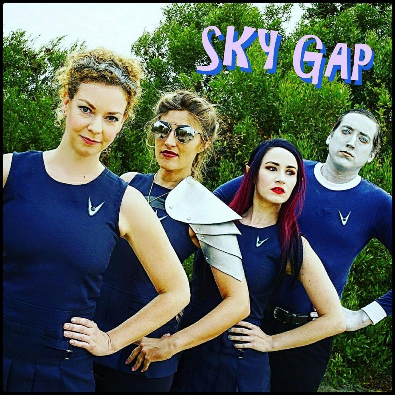 Sky Gap Publicity Photo 2