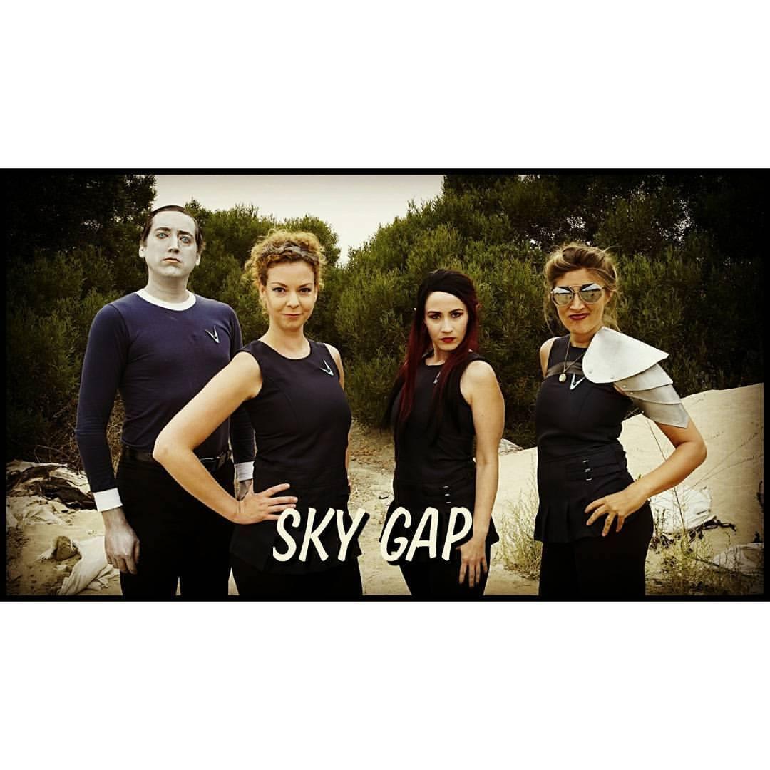 Sky Gap Publicity Shot 1